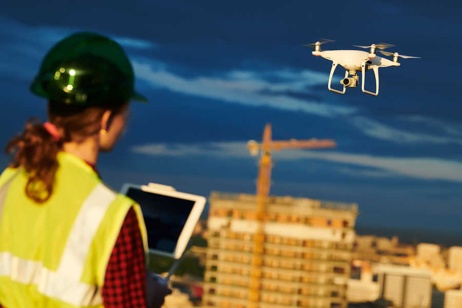 Why You Need a Drone for Every Construction Project | TriMedia